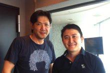 東京FMラジオJ-WAVE「MORNING INSIGHT」のコーナーにて、代表の重松が出演いたしました