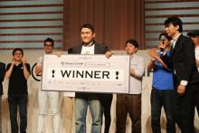 「B Dash Camp 2014 Summer ピッチアリーナ」で優勝いたしました