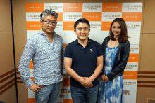 ラジオ日本「あしたラジオ!」にて、代表の重松が出演いたしました
