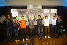 スタートアップピッチ「SF JapanNight」で、マネージャーの斉藤がファイナリストに選ばれSF行きが決定しました