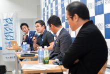 「KINDAIサミット2016」にて代表・重松が登壇いたしました