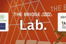THE  BRIDGE Lab.にて当社代表重松が登壇いたしました