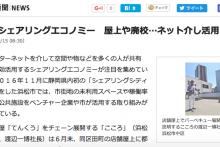 静岡新聞にてスペースマーケットと浜松市の取組みが紹介されました