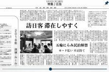 日経新聞にてスペースマーケットが紹介されました