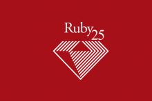 Ruby 25周年記念イベントのシルバースポンサーになりました