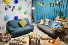 ビール&餃子・音楽フェス体験が無料で楽しめる「おうちフェス」期間限定コラボスペースが登場!