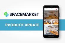 スペースマーケット2020年4月 機能アップデート情報